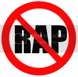 no rap image