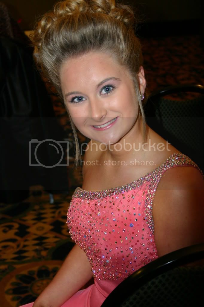 Mercedes at Darling Dolls Pageant-Durant