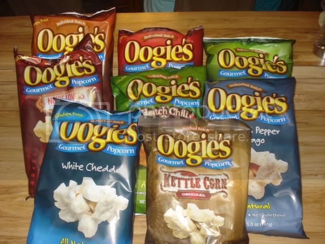 Oogies Popcorn 