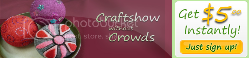 Craftshocase blogger opportunity. 