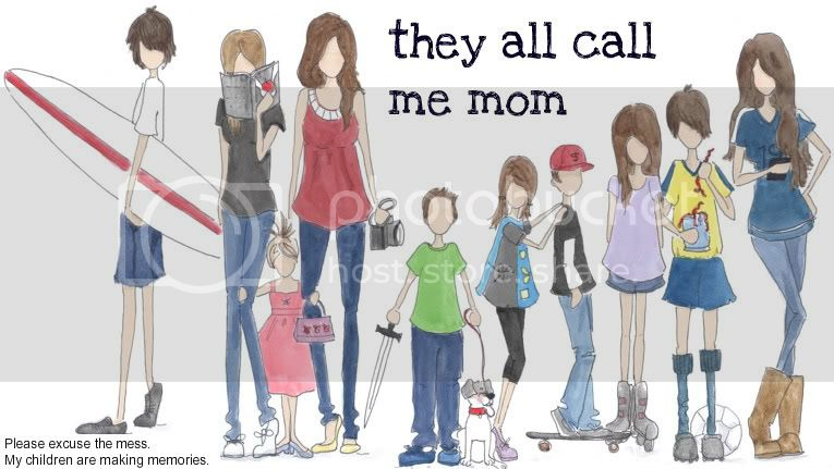 They All Call Me Mom